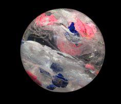 Nuage Celeste by Fanfan Privat  //Space Odyssey