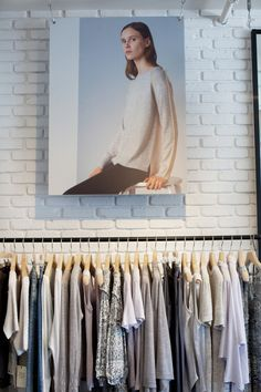 Everyday luxury. Margaret O'Leary 2400 Fillmore Street, San Francisco, CA 94115 and 1 Claude Lane, San Francisco, CA 94108