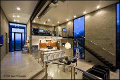 Stunning modern, minimalist custom built concrete home nestled in the San Tan Mountains, San Tan Valley, AZ.