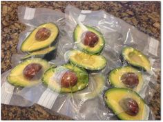 Did you know you can Freeze Avocado's? I'm going to be honest I had No Idea how to freeze avocados until last week when I mentioned to my mom that Avocado's were on sale for $0.33 each at Aldi's and I wish I had time to stock up and make up a lot of Homemade Guacamole. I normally use my Guacamole Recipe to make Fresh Guac and then Freeze it once it's mixed up but with a new baby I just haven't had as much free time to spend on stuff like this the last 2 weeks.