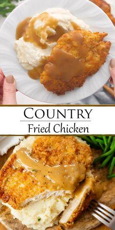 Cheesy Recipes, Mexican Food Recipes, Recipes Dinner, Ethnic Recipes, Healthy Chicken Recipes, Irish Recipes, Salmon Recipes, Easy Fried Chicken Recipe, Party Food Recipes