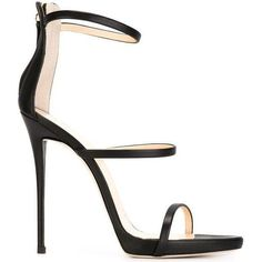 Giuseppe Zanotti Harmony Strappy Sandals as seen on Jennifer Lawrence