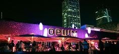 Opium Mar, Olympic Harbour, Barcelona