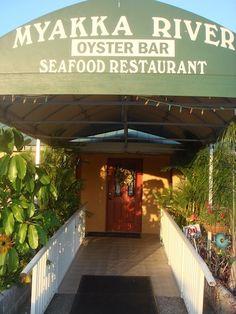 Myakka River Oyster Bar