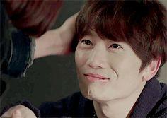 [ Kill Me Heal Me ] Cha Do Hyun Episode 15   puppy dog eyes [GIF] #kdrama #JiSung