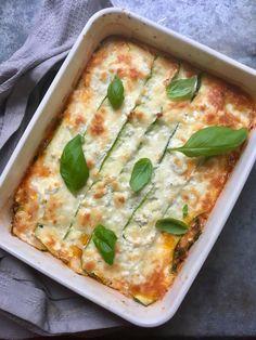 Ketolasagne Chorizo, Ricotta, Vegetable Pizza, Quiche, Zucchini, Keto Recipes, Meals, Vegetables, Breakfast
