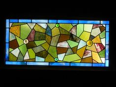 stained glass transom - Google Search