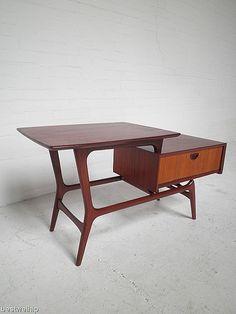 Webe side table Louis van Teeffelen vintage design