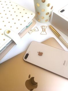IPHONE 8 PLUS REVIEW - I got the iPhone 8 Plus 64GB in Gold and am extremely happy with the upgrade. Below is an overview and my thoughts on Apples newest member of the family. #iphone8plus,