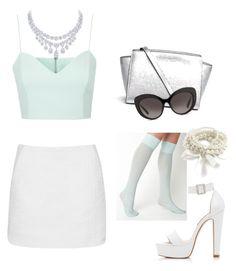 Pinterest: Miatellax ☾ ∞⍣⇻ṃιατεℓℓα⇺⍣∞ Chanel fashion, style, Topshop, Forever New, Michael Kors, Oscar de la Renta and Graff