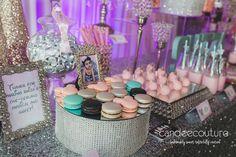 Minnie Mouse dessert table, winter wonderland dessert table, minnie mouse macarons, minnie mouse cake pops, minnie mouse milk, Minnie Mouse Winter Wonderland Dessert Table
