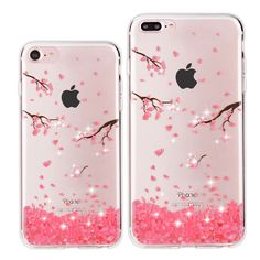 Luxury Bling Crystal Silicone Cover. Glitter Phone CasesIphone ... 65a03312cf78