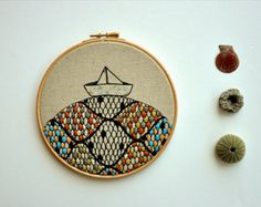 passion for needles and threads... by fricdementol on Etsy