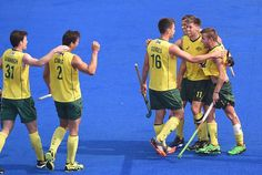 World champions Australia settle for draw on day two of Men's Champions Trophy