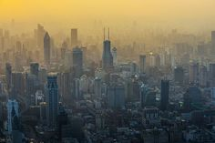 Here's How Much Every Country Would Have to Pay to Stop Climate Change | TakePart (photo of Shanghai)