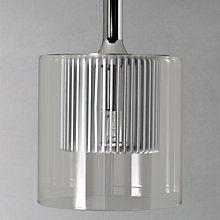 Buy John Lewis Salvatore Glass Pendant Light Online at johnlewis.com