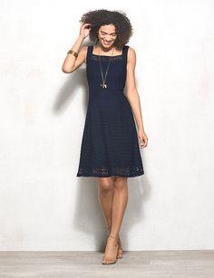 MiXt by Heidi Weisel™ Zig-Zag Lace Dress