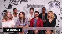The Originals Cast Interview Entertainment Weekly SDCC 2016