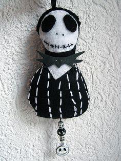 Tim Burton's Dotee Doll