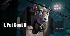 I Pet Goat 2: SepTIMBER! New Break Down 2020 | Prophecy | Before It's News Computer Animation, Short Film, Giraffe, Goats, Horses, Artist, Animals, Animaux, Animales