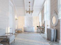 55 Amazing Luxury Bathroom Designs - Page 3 of 11 - Home Epiphany