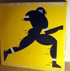 ELEVATORS, THE -  Frontline *Arista 202122* LP NEW, SS