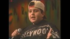Josh Peck on Rosie O'Donnell's Kids Are Punny (1998)