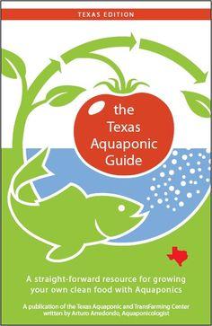 Texas Aquaponic and TransFarming Center E-Books