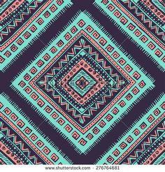 Tribal+Print+Background | Galaxy Tribal Print Background ...