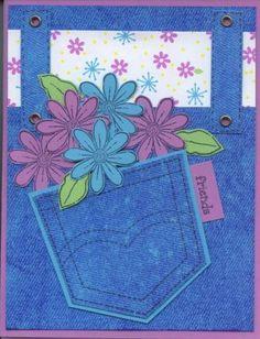 Pocket Fun pocket full of posies