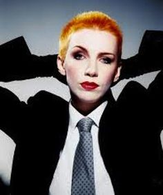 """Annie Lennox (this site has video = """"Walking on Broken Glass"""")  her web site http://www.annielennox.com/"""