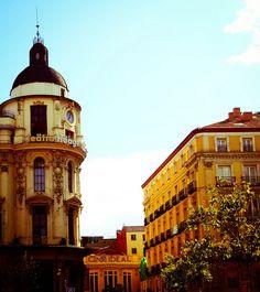 plaza Jacinto Benavente | Foto: MARIE LAMPE-Madrid&Co.