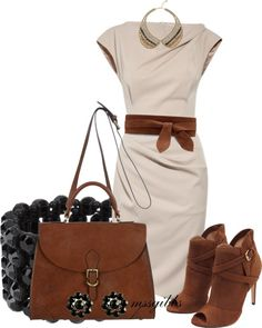 """""""Peter Pan Necklace"""" by mssgibbs ❤ liked on Polyvore"""