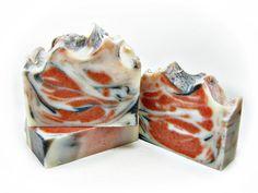 All Natural Ginger & Nutmeg Handmade Soap by lathertech on Etsy