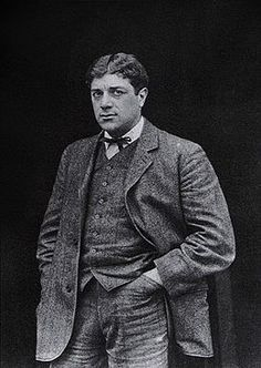Georges Braque en 1908 Photographie de Gelett Burgess