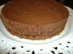 Croustillant praliné mousse chocolat