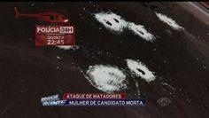 Galdino Saquarema Noticia: Câmeras de segurança registram ataque a carro de pré-candidato