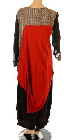 Xenia Design Exquisite New Season Multi-Pattern Tunic
