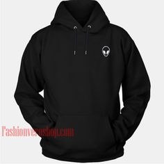 Alien HOODIE Unisex Adult Clothing