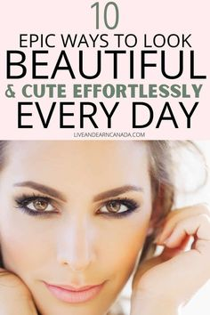 How to be beautiful all the time! How to be beautiful all the time. Beauty hacks and tips on how to be prettier, Beauty hacks and tips on how to be prettier without makeup naturally. Non superficial checklist that will make your skin and appearance glow.! Beauty Tips, Beauty Hacks, Simple Makeup Tips, Without Makeup, Fashion Tips For Women, Your Skin, Glow, That Look, Pretty