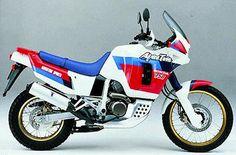 honda xrv 750 africa twin 1990 #bikes #motorbikes #motorcycles #motos #motocicletas