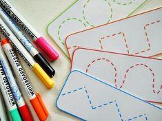 sol da eira: Treinar a motricidade fina Writing Area, Pre Writing, Preschool Writing, Writing Activities, Motor Activities, Preschool Activities, Childhood Education, Kids Education, Material Didático