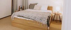 Tempat Tidur Laci Cairo (Queen), Tempat Tidur Kamar Tidur Terbaru | Fabelio ® Cairo, The Good Place, Queen, Bed, Places, Interior, Furniture, Home Decor, Products