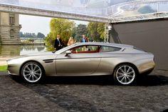 Aston Martin Centennial Virage Zagato