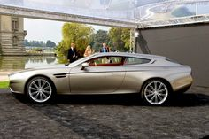 FAB WHEELS DIGEST (F.W.D.): 2014 Aston Martin Virage Shooting Brake Zagato Centennial