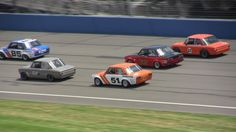 Vintage Racing at Auto Club Speedway, Fontana Datsun 510, Vintage Race Car, Japanese Cars, Auto Racing, Car Car, Le Mans, Mazda, Cars And Motorcycles, Cool Cars