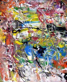 """Saatchi Art Artist Igor Eugen Prokop; Painting, """"2036"""" #art"""