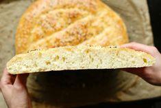 Turks brood uit de oven | Kookmutsjes Ovens, Bread, Desserts, Food, Seeds, Tailgate Desserts, Deserts, Stoves, Brot