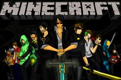 Minecraft Youtubers - Prepare by iggyt14