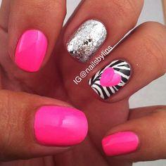 Instagram photo by nailsbylins  #nail #nails #nailart